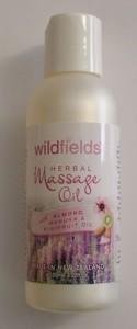 Herbal Skin Repair Massage Oil